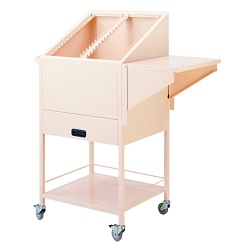 MEDICAL FILE CART