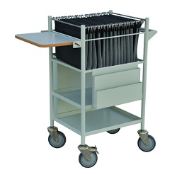 MEDICAL CASSENOTE CART
