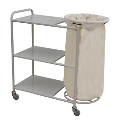 SURGICAL SOILED LINEN CART