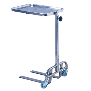 SURGICAL MAYO INSTRUMENT STAND