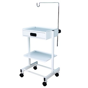 MEDICAL EQUIPMENT STAND FOR ECG MACHINE
