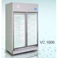 ETS 2 DOOR UPRIGHT MEDICAL REFRIGERATOR