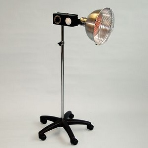 INFRA-RED LAMP WITH VARIABLE CONTROL