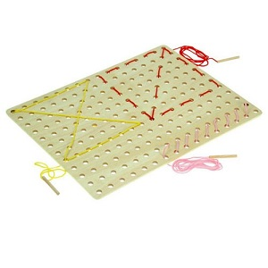 LACING BOARD
