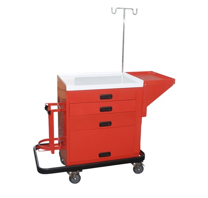 MEDICAL EMERGENCY CART - SL
