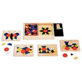 PATTERN BLOCK AND BOARDS