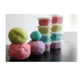 1.5KG REGULAR PLAYDOUGH - GREEN