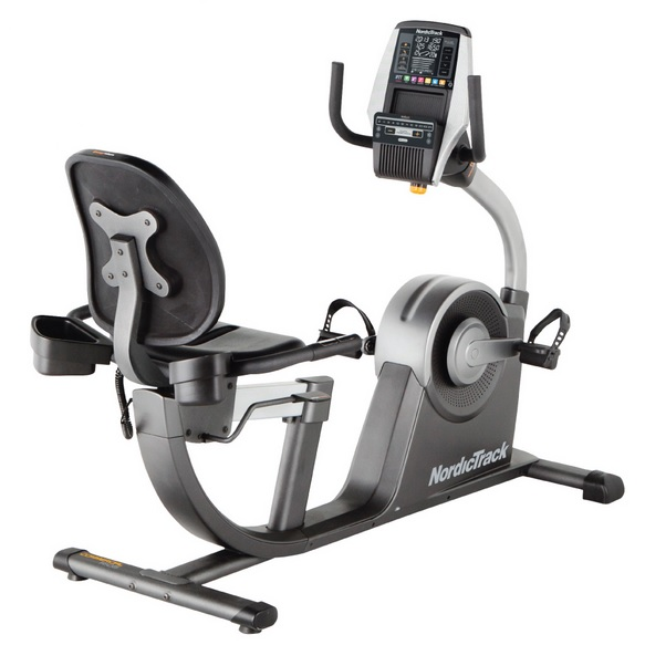 NORDICTRACK R1 RECUMBENT BIKE