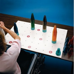 ROLYAN STACKING CONE PATTERN BOARD