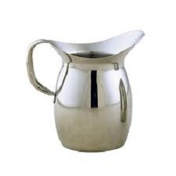 BELL SHAPED PITCHER,  0.9 LT