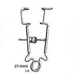 BOWMAN SPECULUM WITH TOP SCREW