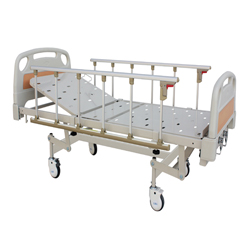 HOSPITAL MECHANICAL HI-LO BED SINGLE FOWLER