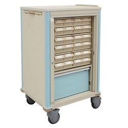 MEDICATION CART 48