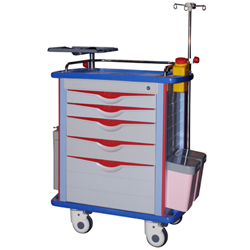 MEDICAL EMERGENCY CART