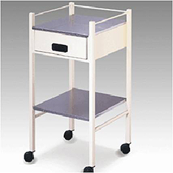 MEDICAL LAB DRESSING TABLE / INJECTION TROLLEY