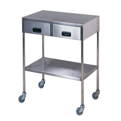 MEDICAL LAB DRESSING TABLE - SS