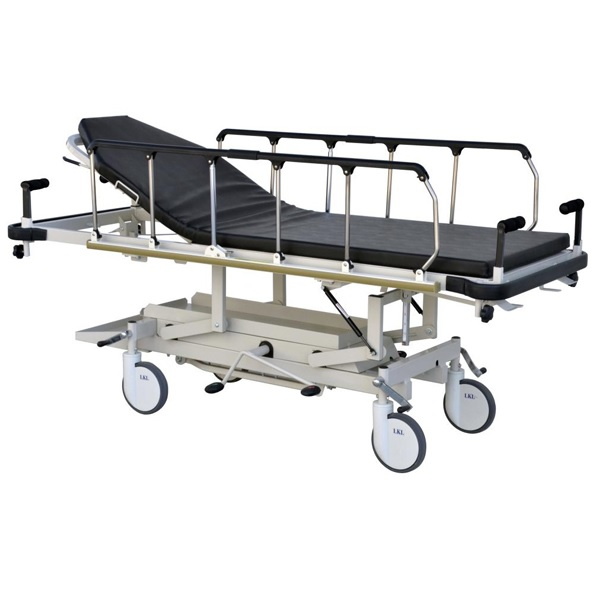 A&E PATIENT TRANSPORT TROLLEY