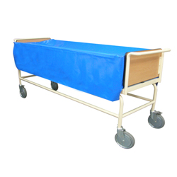 HOSPITAL CONCEALMENT COLLECTION TABLE C/W PVC COVER