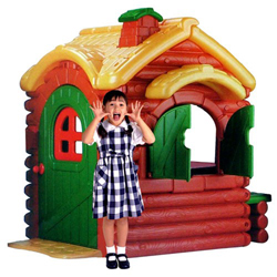 IMAGINATIVE INTERACTIVE PLAYHOUSE - WOODLAND COTTAGE