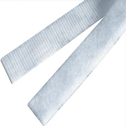 HOOKTAPE SELF ADHESIVE WHITE