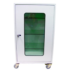 MEDICAL INSTRUMENT CUPBOARD