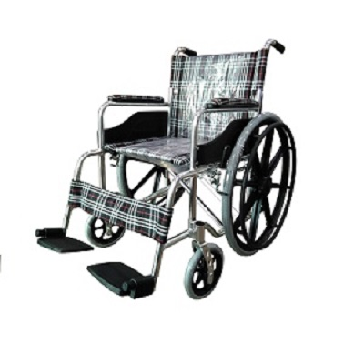 SM LIGHTWEIGHT ALUMINIUM WHEELCHAIR