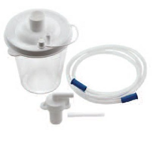 800ML DISPOSABLE CONTAINER WITH PATIENT TUBING