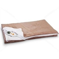 SOFT FLEECE HEATING OVERBLANKET