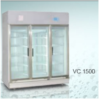 ETS 3 DOOR UPRIGHT MEDICAL REFRIGERATOR