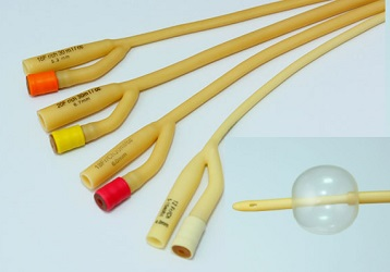 2-WAY FOLEY CATHETER