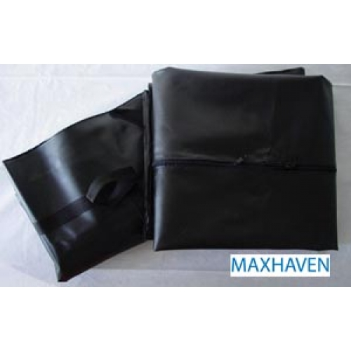 CADAVERIC BAG HEAVY DUTY BLACK (90 X 230CM)
