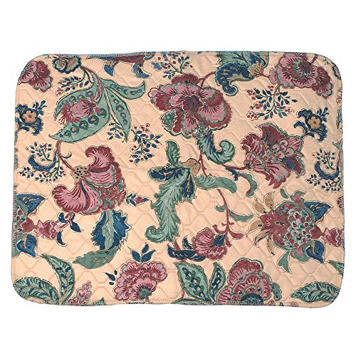 CHAIR PAD - FLORAL