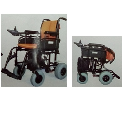 EAGLE POWER WHEELCHAIR WITH LITHIUM BATTERY 26 KG