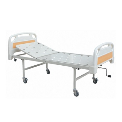 HOSPITAL FIXED HEIGHT BED (SINGLE FOWLER)
