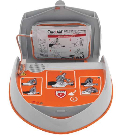 CARDiAID AED - FULL AUTOMATIC