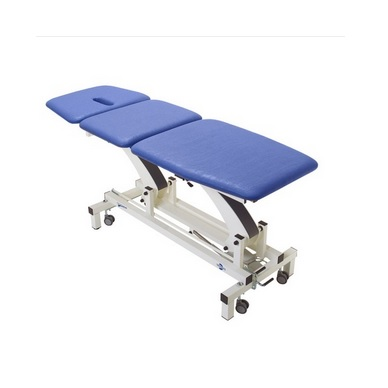 THERAPY TABLE THER 2 - LH 112 C2 WR (HYDRAULIC WITH WHEELS)