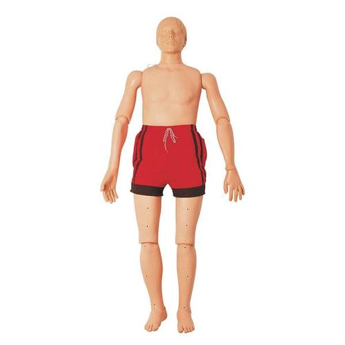 CPR WATER RESCUE MANIKIN 165 CM (ADULT)