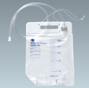 DRAINAGE BAGS CLOSED ENDED - 2000ML (URINARY BAG)