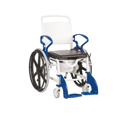 GENF SHOWER AND COMMODE CHAIR