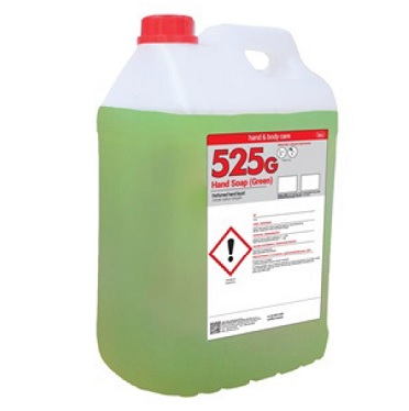 525G - LIQUID SOAP GREEN (2 X 10L)