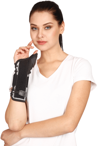 WRIST SPLINT WITH THUMB