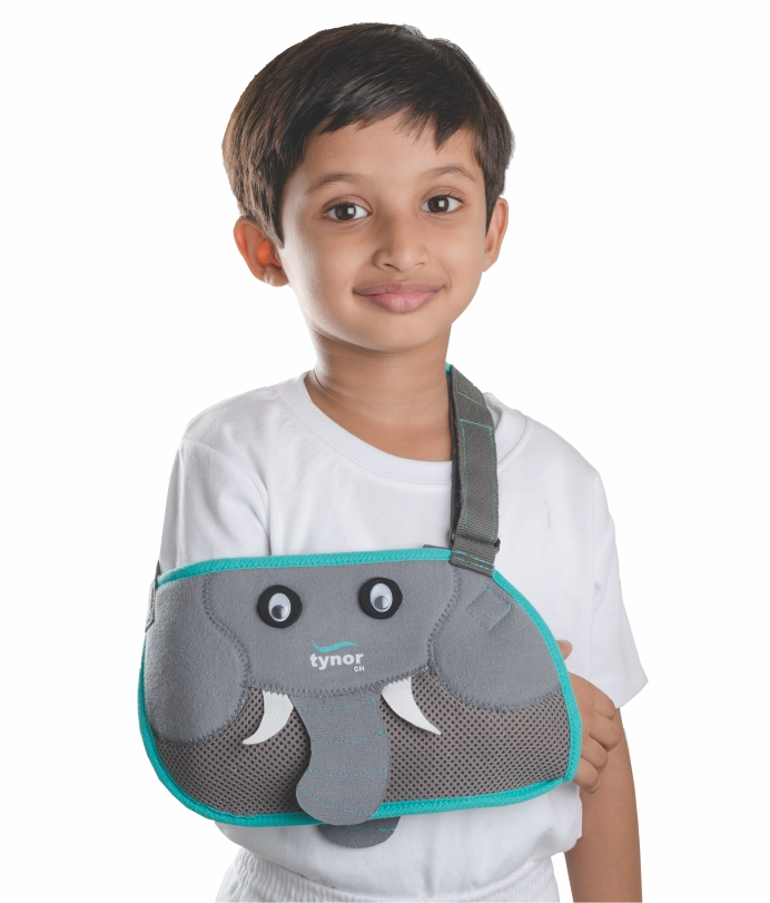 POUCH ARM SLING (BAGGY) - CHILD