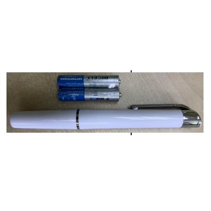MEDICAL PEN TORCH WITH BATTERY