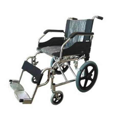SM FOLDABLE WHEELCHAIR  (Flip up Armrest Detachable Footrest)