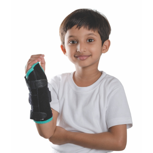 WRIST AND FOREARM SPLINT - CHILD