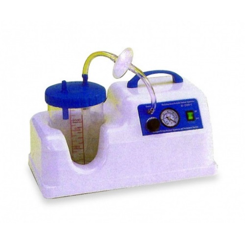 PORTABLE SUCTION PUMP