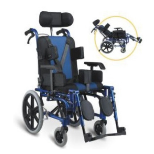 PAED TILT IN SPACE WHEELCHAIR