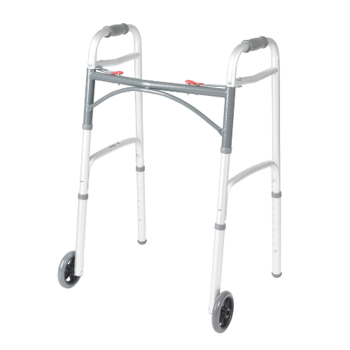 HEIGHT ADJUSTABLE WALKERS FOR ADULT-5