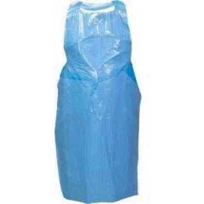 APRON-CPE 0.03MM (BLUE)