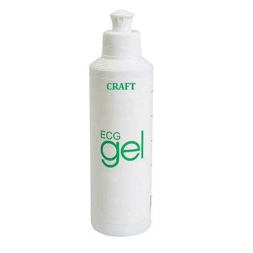 ECG GEL 250ML-CLEAR